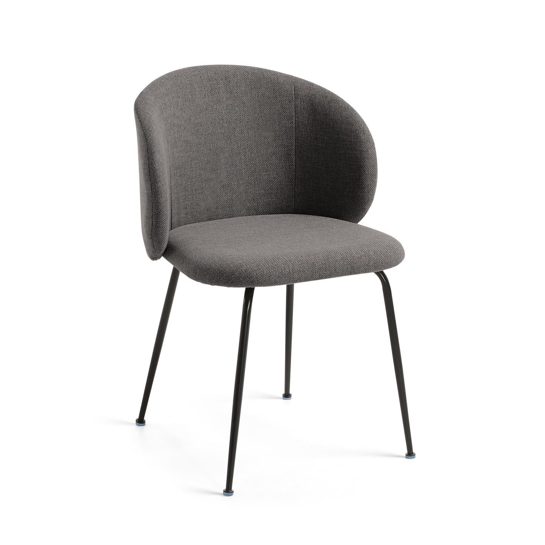 chaise minnie gris foncé