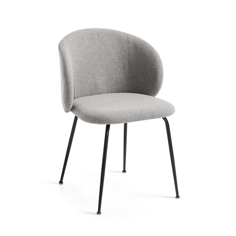 Chaise minnie gris clair